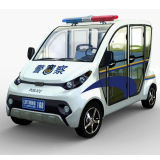 4 Seats Electric Police Buggy for Golf Course