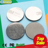 Identification Tracking Waterproof ABS RFID Coin Token Tag