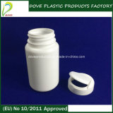 PE 100ml Plastic Bottle for Capsules