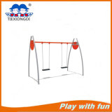 Galvanized Steel Outdoor Modern Swing Set for Kids