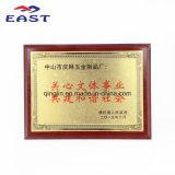 China Supplier Custom Wood & Metal Office Decoration