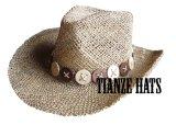 Seagrass Straw Hat