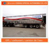 30m3 40m3 45m3 60m3 Fuel Tank Semi Trailer