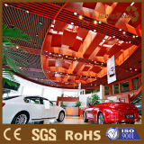 Public Decoration Material, Eco-Wood Ceiling, Factory Supply