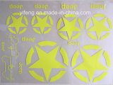 Spot Color Heat Transfer Print Heat Transfer Stickers