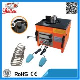 Steel Rod Bending Machine with Rebar Bender and Cutter