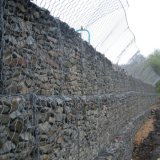Anti-Flood Bank Protection Hot Galvanized Gabion Wire Mesh Box