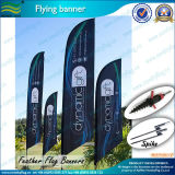 Custom Printed Advertising Feather Flags (B-NF04F06036)