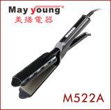 Professional Scissors Titanium Korean Super Thin Hair Straightener Flat Iron