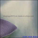Colorful Shining Surface 1.2mm Microfiber Leather for Sofa