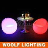 Fashion Glowing Chair /Modern LED Drum Chair