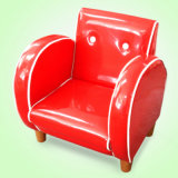 Children Furniture/ Leather Baby Chair/ Kids Sofa (SXBB-05)