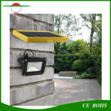 Wall Mounted 12 LED SMD3528 IP65 Solar Lawn Lamp Garden Flood Light 6V 3W Solar Panel LED Floodlight with 2200mAh Battery