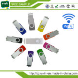 High Speed WiFi USB 3.0 16GB, Wireless USB for Share Video, Music by Smartphone