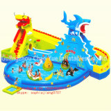 Commercial Grade Water Slide Inflatable Water Toy for Water Park
