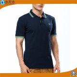 Wholesale Men Stretch Polo Shirts Cotton Plain Polo Shirts