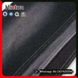 Black Color Knitting Denim Fabric for Children Jeans