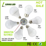 High Power LED Bulb E27 3W 5W 7W 9W 12W 15W 18W Cold White LED Light Bulb