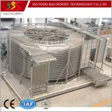 Ce Certificate Single Spiral Freezer with Compressor IQF