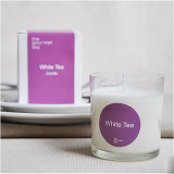 Scetned Soy Candle Glass Candle Gift Set in Individual Packing