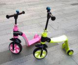 3 Wheels Kids Scooter Baby Walker Scooter