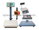 Wireless Portable Loadmeter Digital Floor Scale for 500kg