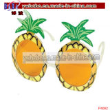 Pineapple Hawaiian Novelty Beach Sun Glasses Hen Stag Party (P4062)