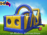 Hot Sale 13m Long Inflatable Obstacle Course Inflatable Obstacle For Event
