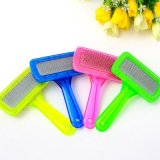 Pet Grooming Tools Dog Hair Combs Bath Brush Beauty Clean
