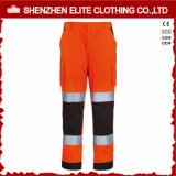 Custom High Visibility Cotton Polyester Workwear Pants