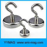 Neodymium Pot Magnet Cup Magnet Magnetic Hooks