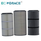 Dust Filter Media Dust Collector Filter Cartridge
