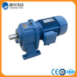 Helical Electric Foot Mounted Geared Motors