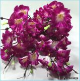 Silk Flowers Artificial Fake Flowers for Wedding Decoration Home Decoration Accessories