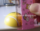 3D Silicone Tennis Ball Open Competition Fridge Magnets