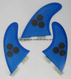 Glassfiber Tri Set Fcs II 2 Surf Fin G5 for Sup Surfboard