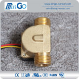 Brass Water Flow Sensor G1/2′′, Different Connection Sizes Water Flow Sensor Controller