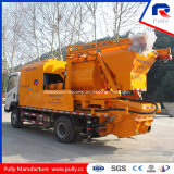 Hot Sale Double Shaft Concrete Mixer Pump