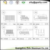 ODM Aluminium Profiles Heatsink/Radiator