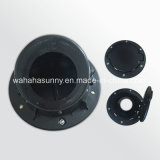 High Quality ABS Black Oil Tank Fuel Tank Cap for Jeep Wrangler 2007+