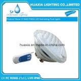 1800lm 24W PAR56 IP68 LED Swimming Pool Lamp
