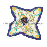 New Arrival Silk Twill Scarf for Lady
