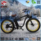 750W Rear Motor Fat Tire Electric Beach Motorcycle