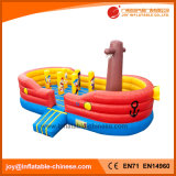 Popular Pirate Ship Inflatable Jumping Bouncy Jumper (T1-620)