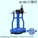 Underground Fully Welded Ball Valve with Floating Ball