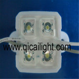 Super Flux LED Module, 4LED, Waterproof