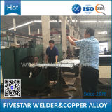 520mm Wide Pressed Steel Transformer Radiator Seam Welder