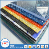 Clear Flat Building Awning Roof Material Solid PC Sheet