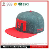 Sublimation Printing Snapback Hat with 3D Embroidery
