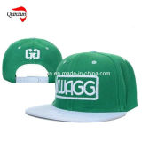 SGS Green 3D Embroidery Trucker Cap and Hat